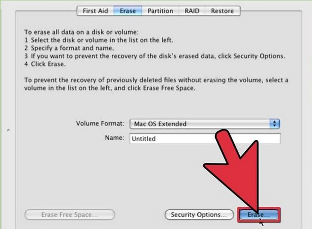 How to Wipe/Erase Data from Hard drive in Windows and Mac
