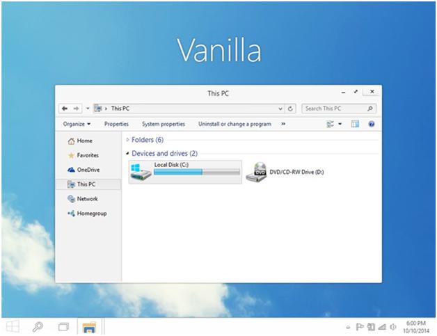 Top 10 des thèmes pour Windows 10