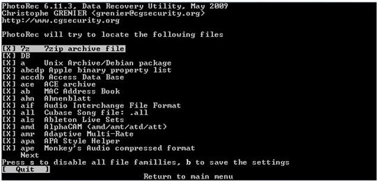 Top 5 des logiciels de récupération de données pour Linux