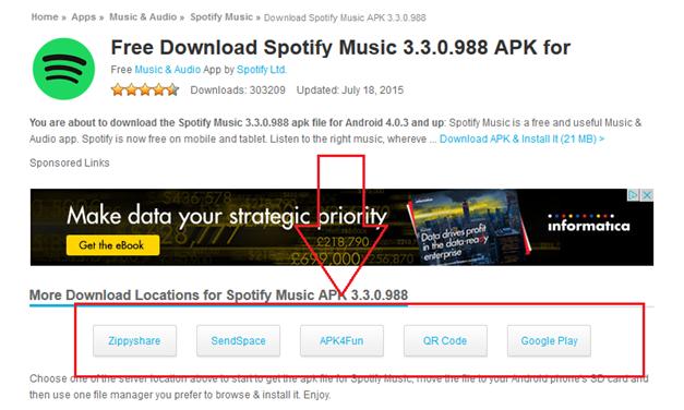 spotify premium apk latest onhax