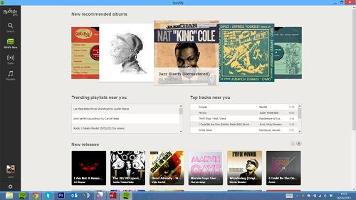 Les Clients Spotify pour Windows, Mac, Linux, iOS et Android