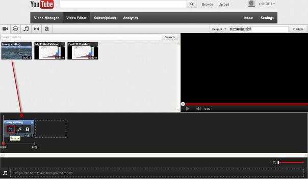 faire pivoter vidéo Youtube