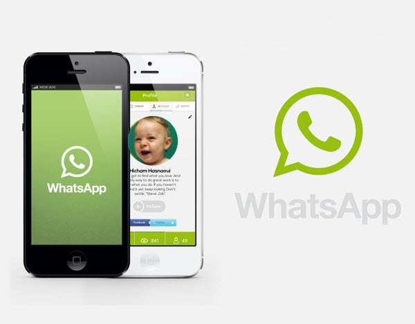 iphone WhatsApp