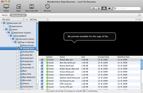 how to recover pst