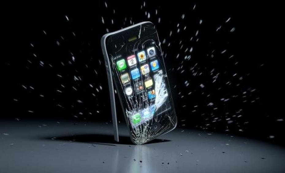 Voici vos options de réparation d'un iPhone cassé