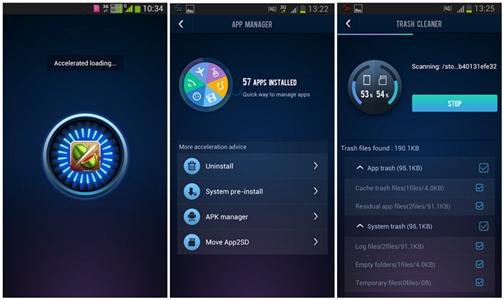 Les 10 meilleures alternatives à Clean Master pour Android