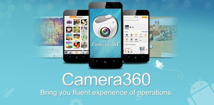 Les 10 meilleures applications de camera pour Android