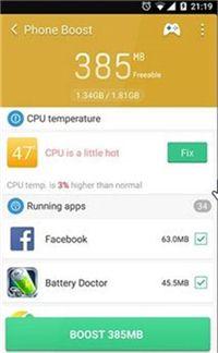10 Applications pour améliorer la performance de votre téléphone Android