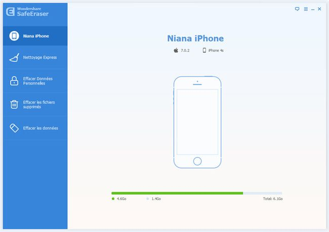 Comment supprimer facilement les données d'un iPhone 5 pour toujours