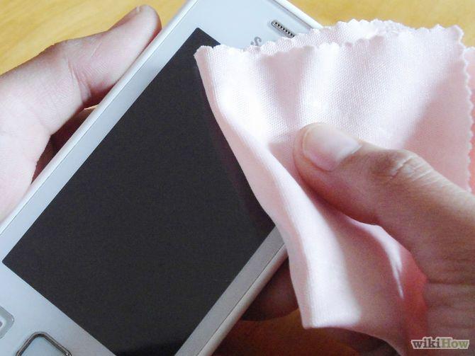 Comment nettoyer votre smartphone
