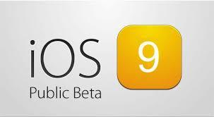 Apple iOS 9 bêta sur votre iPhone