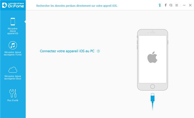 Les 4 choses à faire quand vous supprimez des données importantes de votre nouvel iPhone7/ iPhone 7s