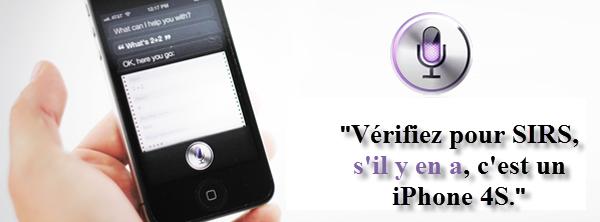 Comment distinguer iPhone 4 et iPhone 4S?