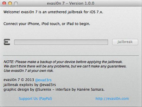 Comment jailbreaker iPhone 5S