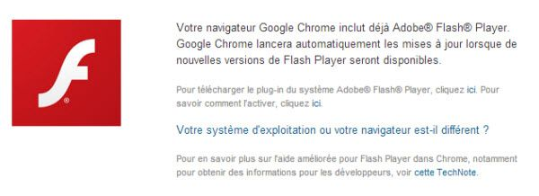 chrome youtube flash player