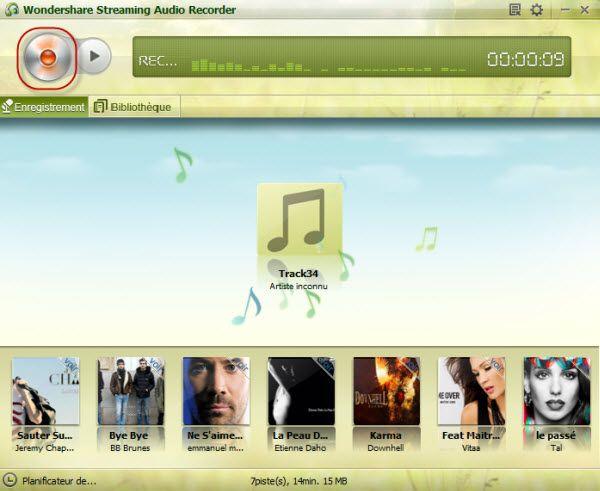 Télécharger musique Grooveshark