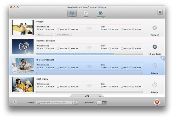 Sélectionnez ou glissez-déposez une vidéo MP4 pour la convertir au format MPG à partir de votre ordinateur, iPhone ou Android. De plus, vous pouvez fournir un lien à partir de n'importe quelle source en ligne telle que Google Drive ou Dropbox.