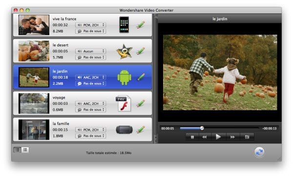 Comment convertir MPEG/MPG en Final Cut Pro (FCP) sur Mac ?