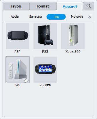 lire dvd sur Wii