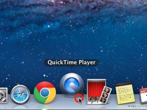Convertir les vidéos de Quicktime au format mp4