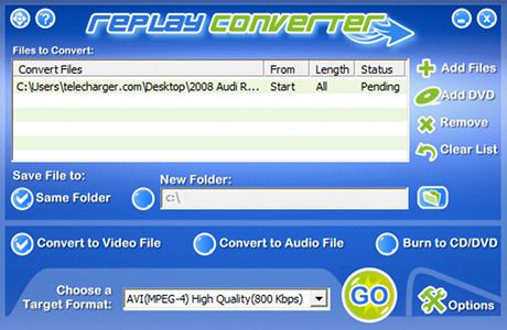 replay-converter
