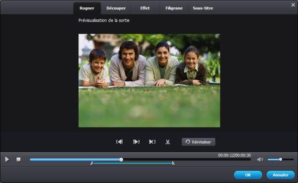 Ronger vidéo