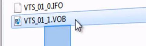 convertisseur vob en mp4