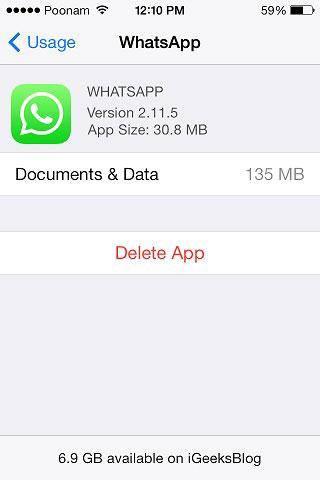 Comment supprimer les fichiers « Autre » sur l'iPhone