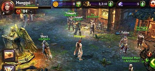 Top 10 des Jeux HD sur Android en 2015