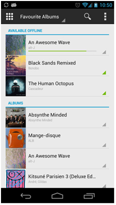 Comment utiliser l'application Deezer sur iPhone/Android