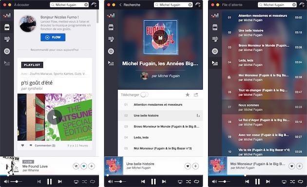 Comment écouter la musique de Deezer sur Mac