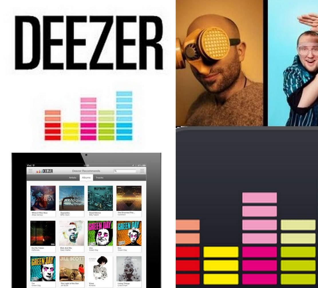 Top 10 des playlists sur Deezer