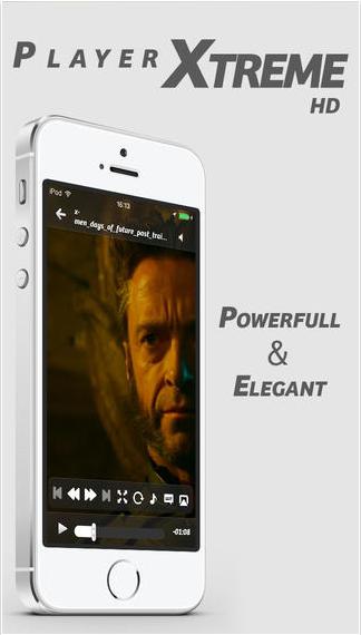 PlayerXtreme pour iOS