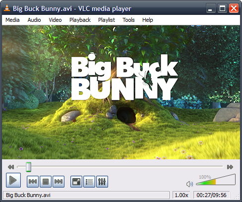 VLC media player pour windows