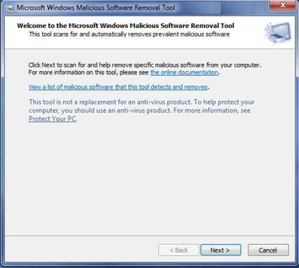 Guide étape-par-étape pour supprimer les malwares/virus de votre ordinateur