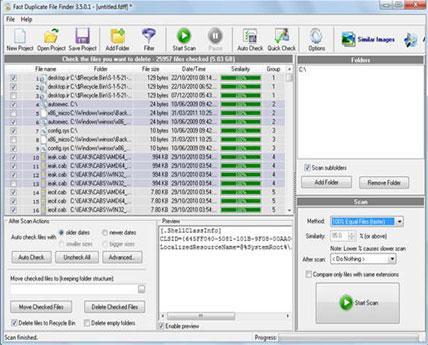 Méthodes de supprimer les fichiers  dupliqués sur Windows et Mac