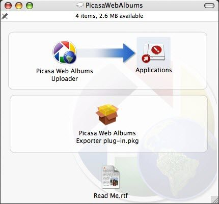 iphoto to picasa