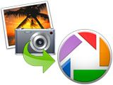 iPhoto vers Picasa: Exportation Photos iPhoto Picasa Albums