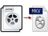 Comment convertir un fichier AVCHD en MKV sur Mac/Windows?