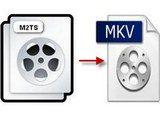 Comment convertir un fichier M2TS en MKV ?