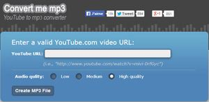 convertisseur youtube mp3 en ligne
