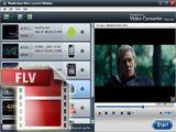 Convertisseur FLV - Convertir des fichiers FLV vers un autre et vice versa