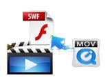 Comment convertir des fichiers QuickTime MOV en SWF sur Mac / Windows (Windows 8