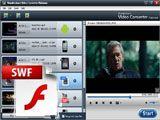 Convertisseur SWF: Convertir presque n'importe quelle vidéo en un fichier SWF