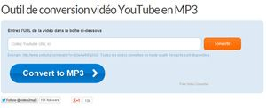 convertisseur youtube gratuit en ligne