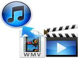 Comment faire pour convertir WMV vers iTunes (Lion inclus)