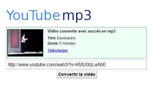 convertisseur mp3 youtube gratuit en ligne