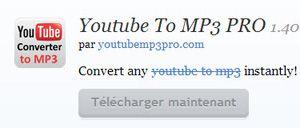 convertir youtube mp3 en ligne