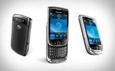 récupérer photos de blackberry torch