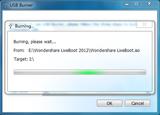 Comment créer un USB de démarrage LiveBoot?